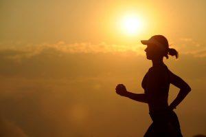Faire du footing est une pratique qui demande de la volonté