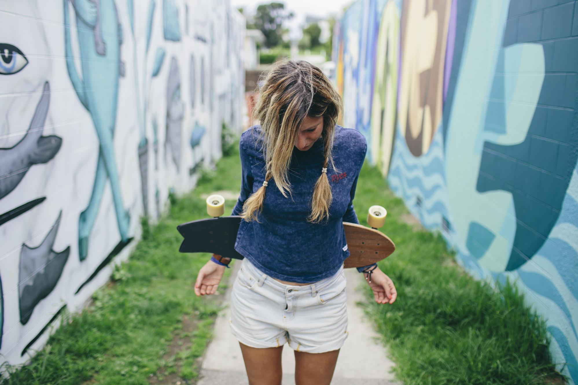 Personnaliser un skate, c'est possible ?